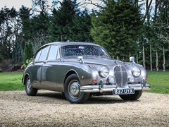 Navigate to Lot 327 - 1962 Jaguar Mk. II (2.4 litre)