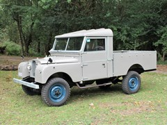 "Navigate to Lot 236 - 1956 Land Rover Series 1 Pick-up (107"")"