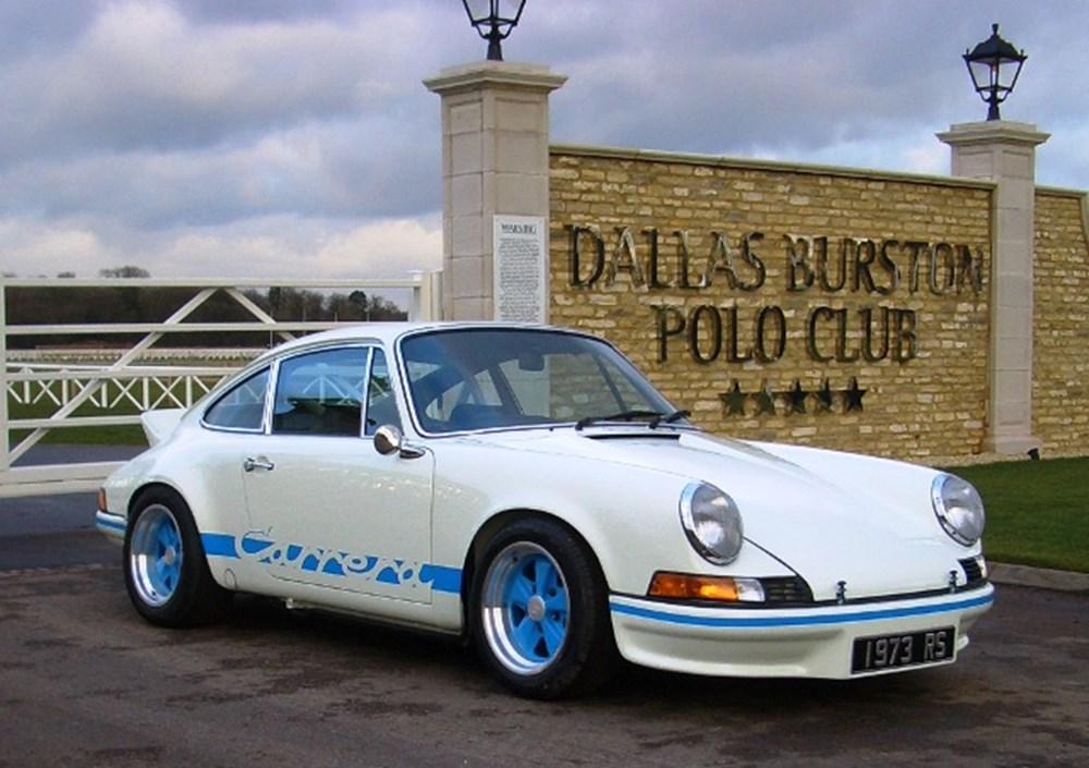 Lot 244 - 1979 Porsche 911SC to RS Specification