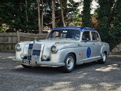 Navigate to  1958 Mercedes-Benz 220SE Ponton Competition Saloon