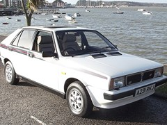 Navigate to Lot 303 - 1984 Lancia Delta HF Martini Turbo MT16