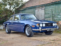 Navigate to Lot 328 - 1972 Triumph Stag