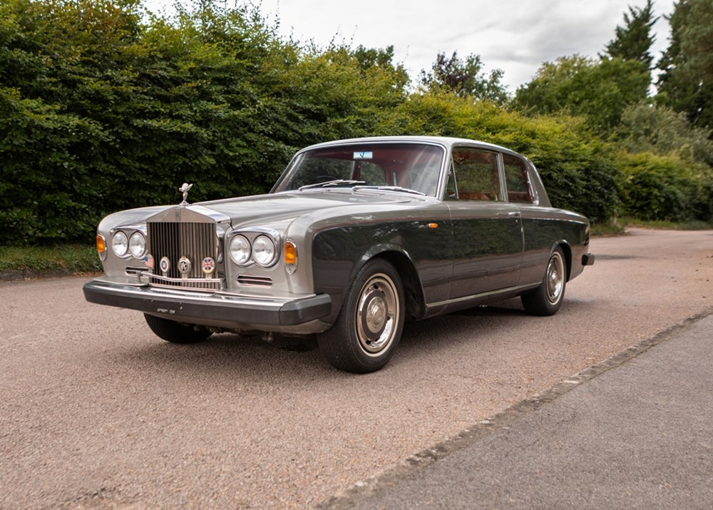 Lot 119 - 1966 Rolls-Royce Silver Shadow by James Young 2-door saloon