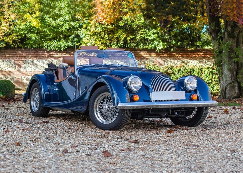 Lot 358 - 2014 Morgan Plus 4
