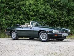 Navigate to Lot 269 - 1989 Jaguar XJS Convertible (5.3 Litre)