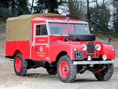 Navigate to Lot 161 - 1957 Land Rover Series I Fire Tender