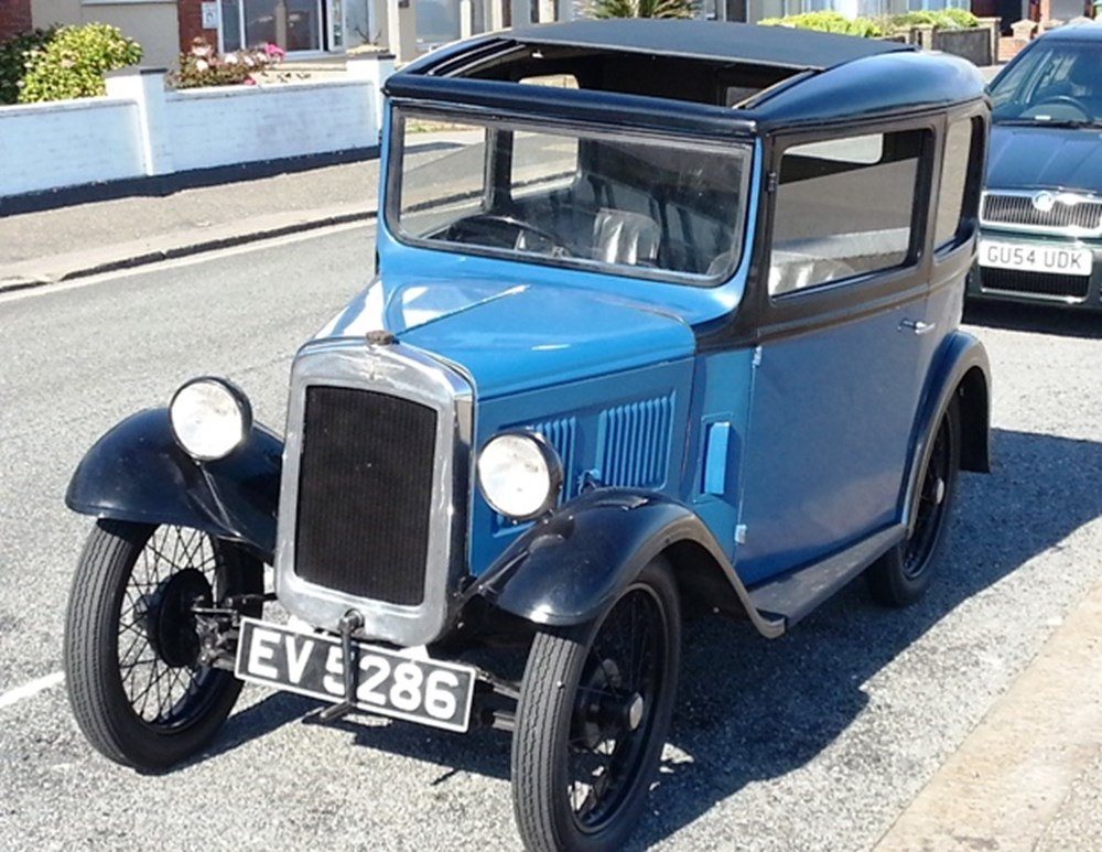 Lot 220 - 1932 12851 Seven RN Saloon