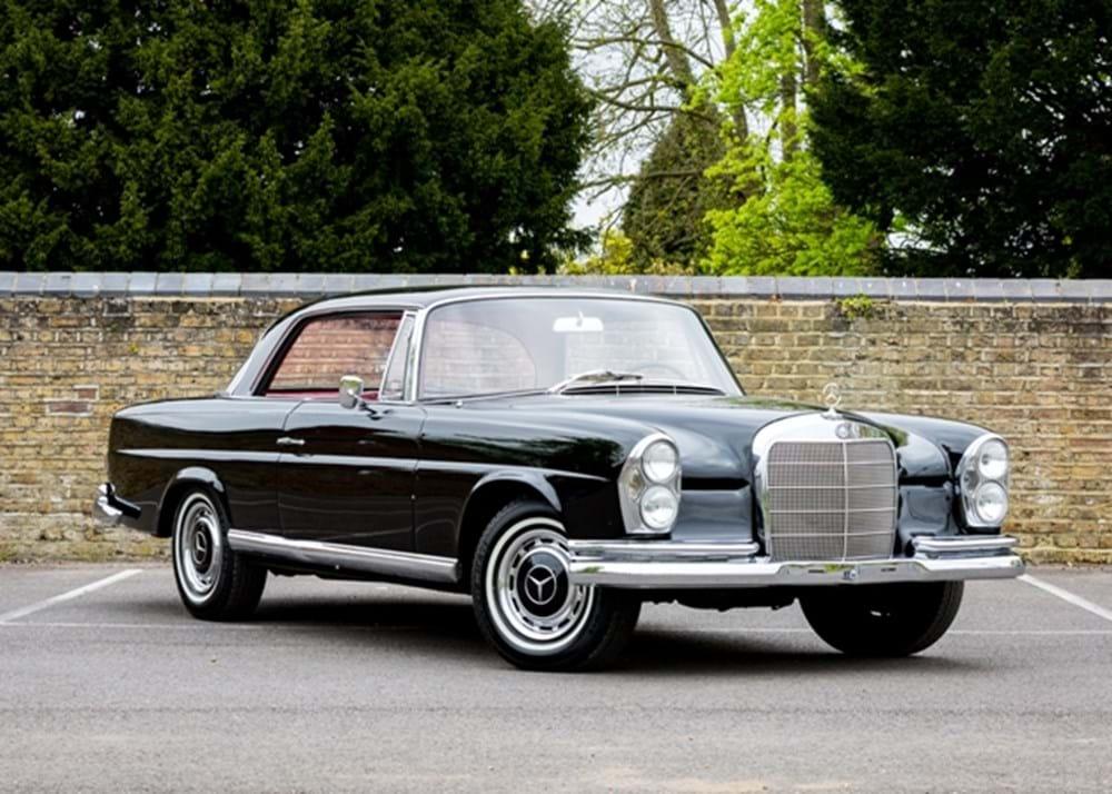 Ref 137 1965 mercedes benz 220 se for Mercedes benz 240