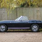 Ref 114 1963 Chevrolet Corvette C2 Convertible -