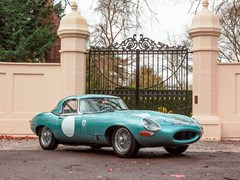 Navigate to Lot 258 - 1964 Jaguar E-Type Series I Roadster Competition