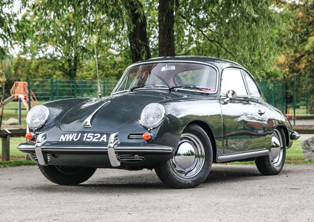 Lot 207 - 1963 Porsche 356B Coupé