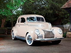 Navigate to Lot 231 - 1939 Ford Deluxe Coupé/Street Rod