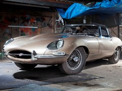 Navigate to Lot 250 - 1963 Jaguar E-Type Series I Roadster