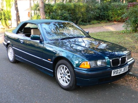 1998 BMW 318i Convertible