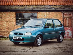 Navigate to Lot 107 - 1998 Rover 100 Ascot Edition