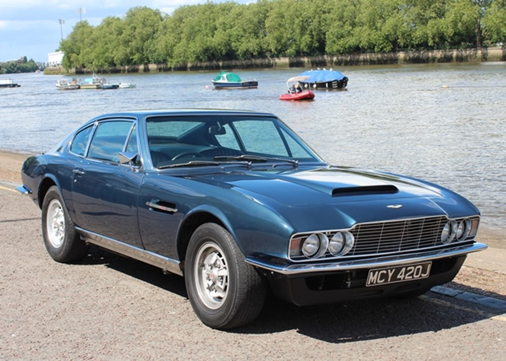 Lot 138 - 1971 Aston Martin DBS V8