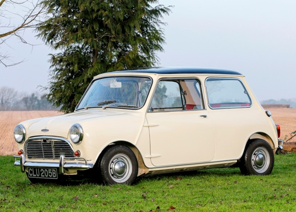 Lot 198 - 1964 Austin Mini Cooper S Mk. I