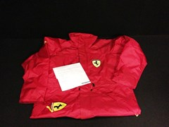 Navigate to Limited Edition Ferrari Jacket