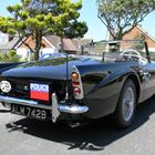 1964 Daimler SP250 Dart 'Police Car' -