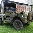 1942 Willys MB Jeep -