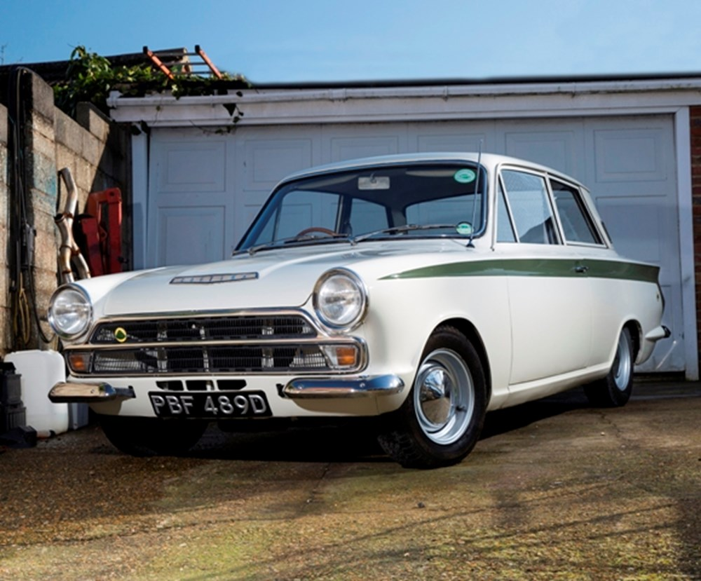 Lot 197 - 1966 Ford Lotus Cortina Mk.I