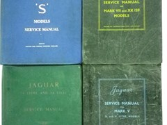 Navigate to Four Vehicle Service and Instruction Books