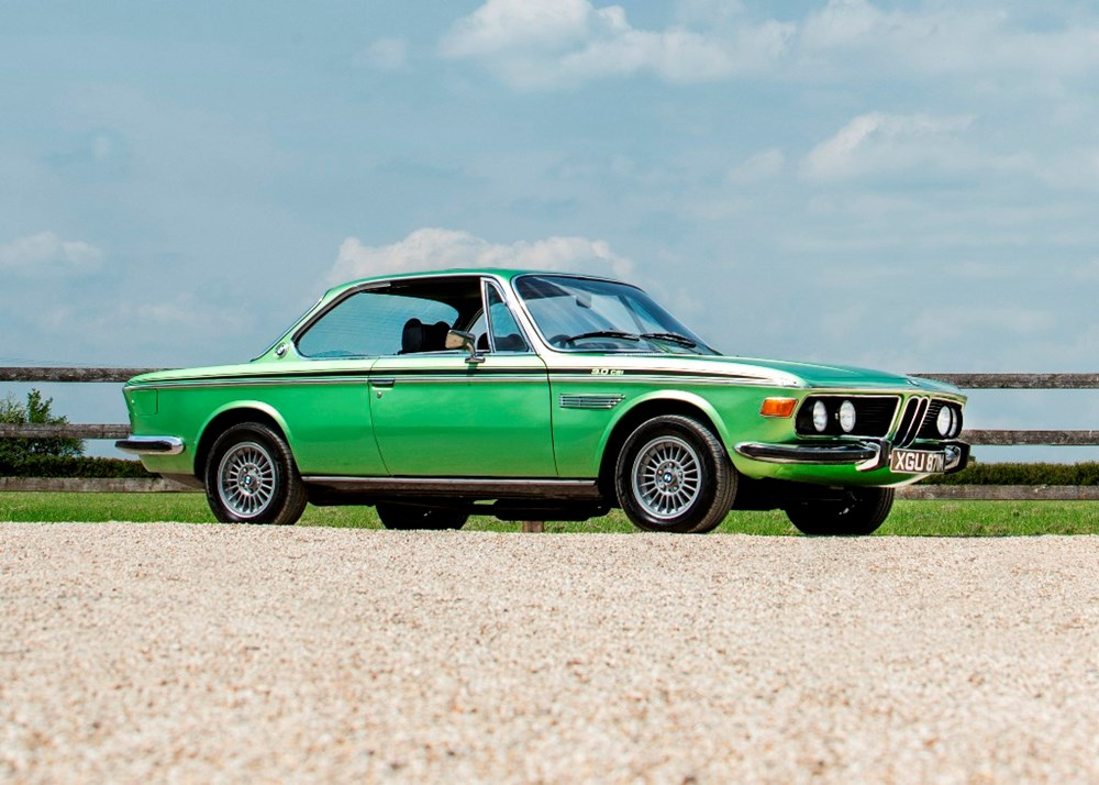 Lot 230 - 1974 BMW 3.0 CSi *WITHDRAWN*