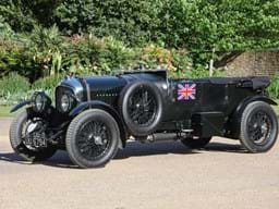 REF 183 1929 Bentley 4 ½ litre Open Tourer by Vanden Plas