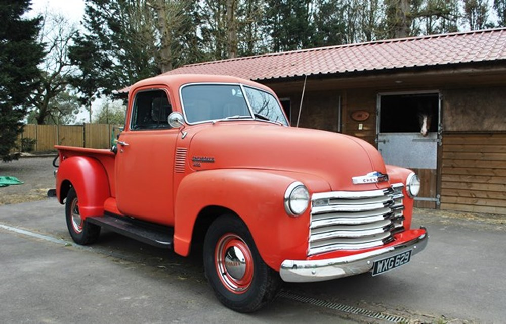 Lot 230 - 1951 Chevrolet 3100 Pick-Up