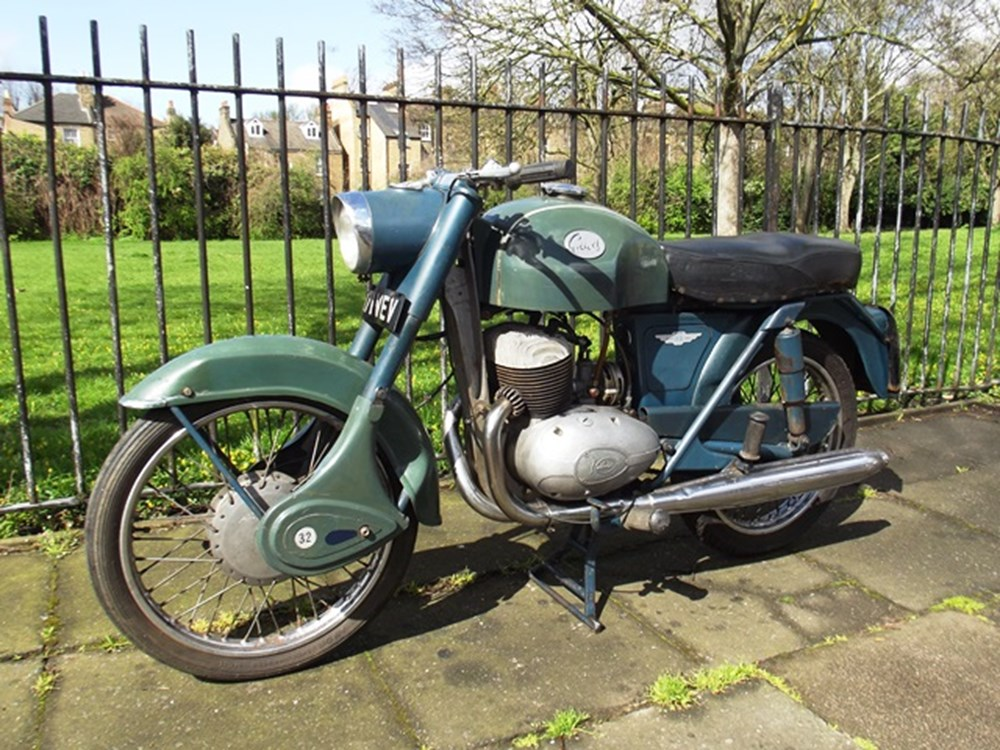 Lot 315 - 1961 Greeves Sports Twin 32DC