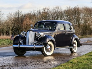 Ref 10 1939 Packard Six 'Four-Door' Touring Sedan