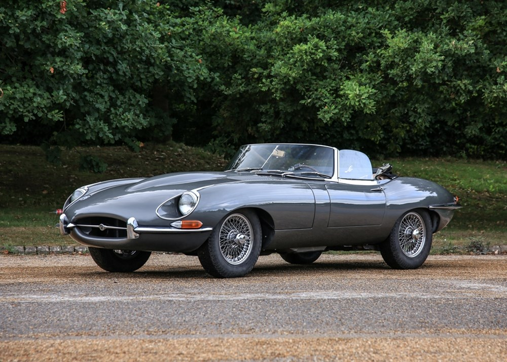 Lot 188 - 1968 Jaguar Series I E-Type (4.2 litre)