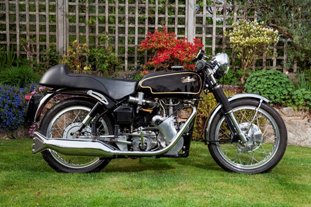 Lot 362 - 1960 Velocette Venom to Thruxton spec