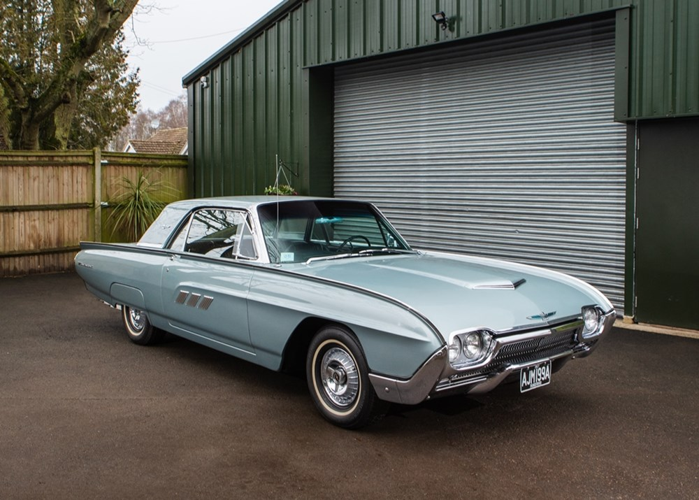 Lot 195 - 1963 Ford Thunderbird