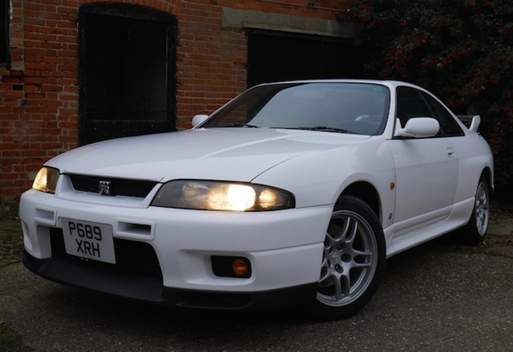 Lot 225 - 1996 Nissan Skyline R33 GT-R V-Spec N1