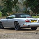 Ref 98 2004 Jaguar XKR Convertible Carbon Edition -