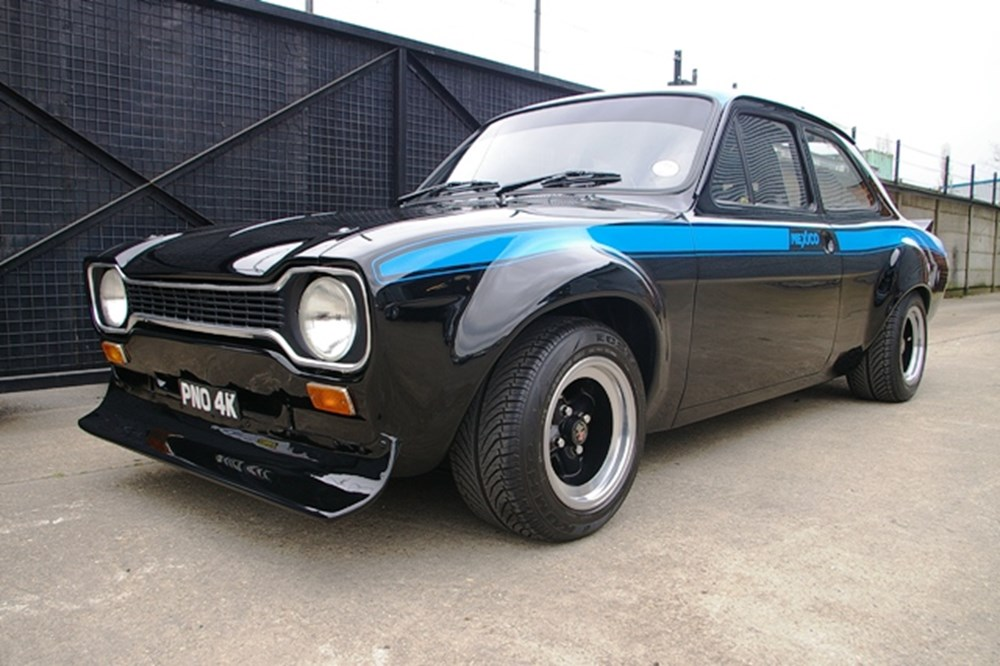 Lot 329 - 1971 Ford Escort Mexico