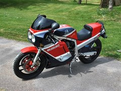 Navigate to Lot 309 - 1986 Suzuki GSX-R750