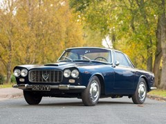 Navigate to Lot 263 - 1959 Lancia Flaminia GT by Touring of Milan *WITHDRAWN*