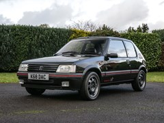 Navigate to Lot 209 - 1993 Peugeot 205 GTi FM Edition (1.9 litre)