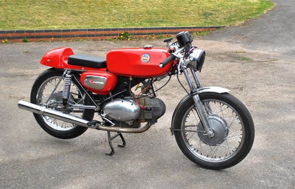 REF 259 1970 Benelli Sport Special 125