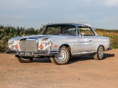 Navigate to Lot 198 - 1971 Mercedes-Benz 280 SE Coupé