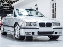 Navigate to Lot 235 - 1998 BMW M3 E36 Evolution Cabriolet