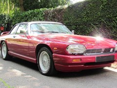 Navigate to Lot 216 - 1988 Jaguar XJS V12 Cabriolet