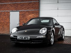 Navigate to Lot 319 - 2006 Porsche 911 / 997 Carrera 2S Convertible