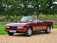 Navigate to Lot 151 - 1983 Peugeot 504 Monte Carlo Cabriolet