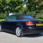 Ref 126 2007 Audi RS4 Cabriolet -