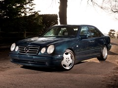Navigate to Lot 147 - 1997 Mercedes-Benz E50 AMG