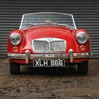 Ref 31 1959 MGA Twin Cam Roadster -