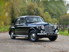 Navigate to Lot 108 - 1959 Rover P4 75 Mk. II